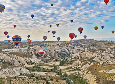 土耳其9天 历史文化 土耳其航空直航