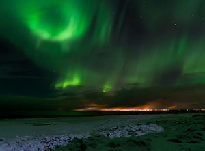 美国阿拉斯加追逐炫美北极光12天