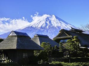 日本东京 富士山 阪双飞6天